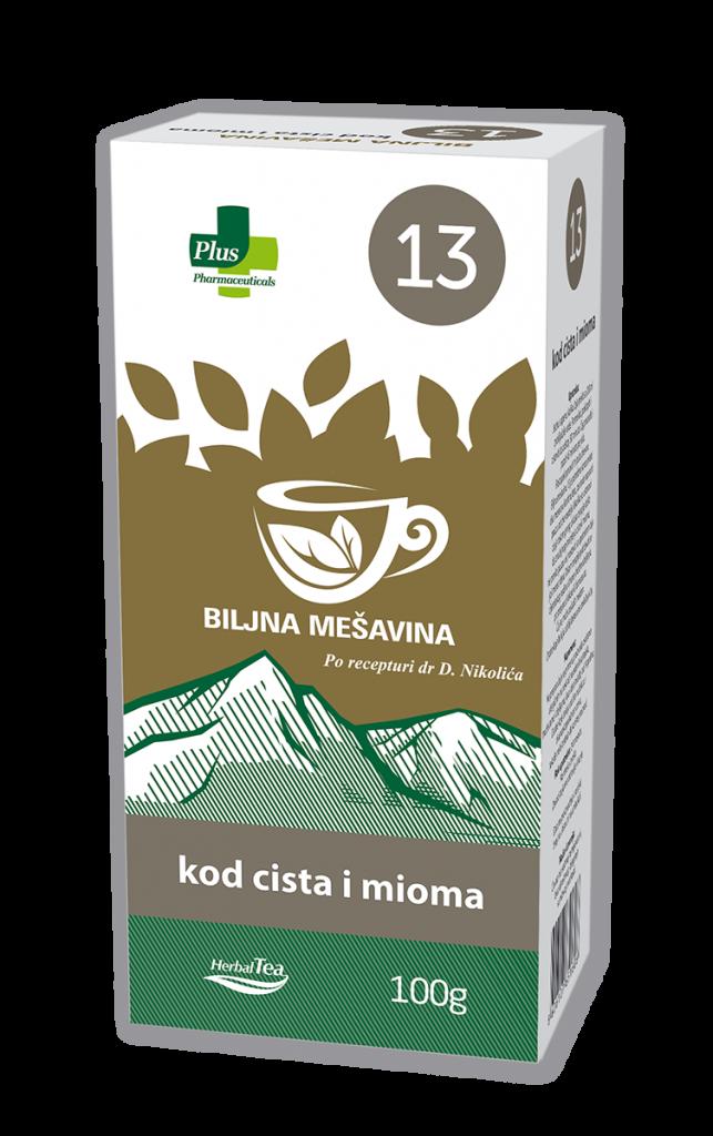 Čaj kod cista i mioma