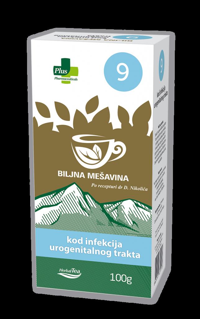 Čaj kod urinarnih infekcija