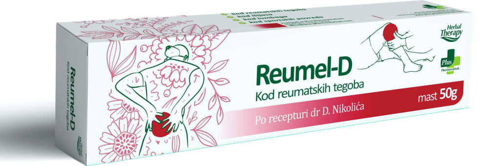 Mast kod reumatskih tegoba